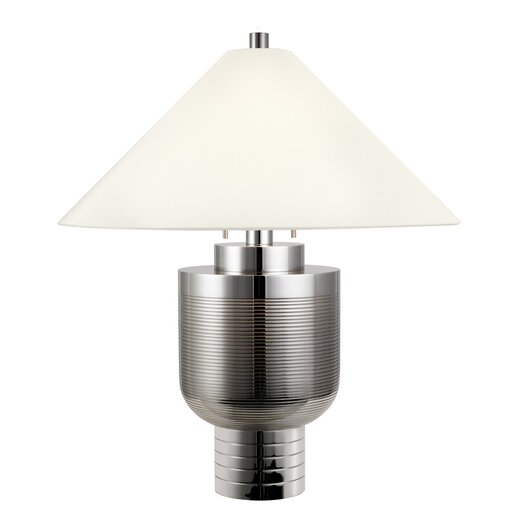 "Sonneman Urn 30.5"" H Table Lamp with Empire Shade"