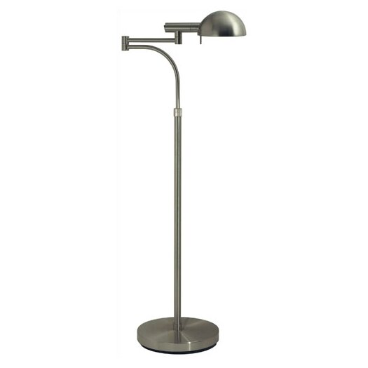 Sonneman Dome Swing Arm Floor Lamp