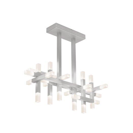 Sonneman Connetix 26 Light Bar Pendant