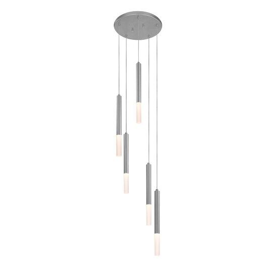 Sonneman Wands 5 Light Pendant