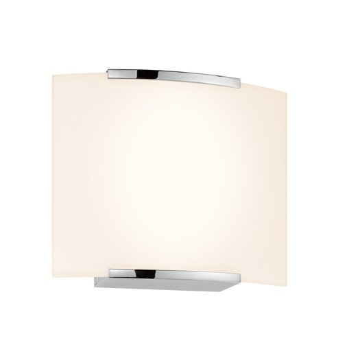 Sonneman Wave 1 Light Wall Sconce
