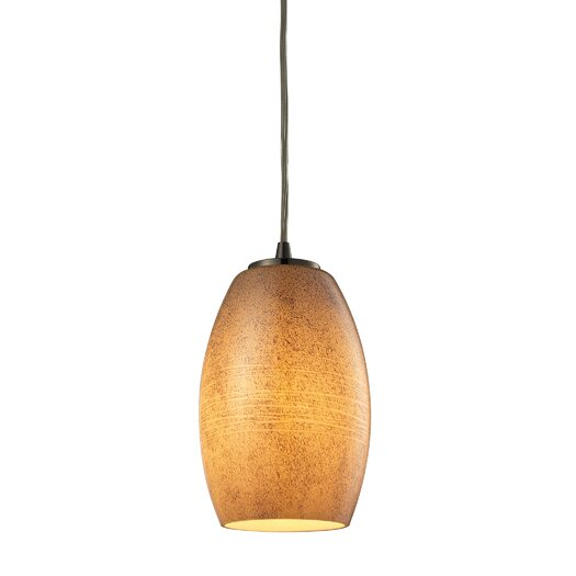 Elk Lighting Andover 1 Light Mini Pendant