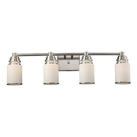 Elk Lighting Bryant 4 Light Bathroom Vanity Light