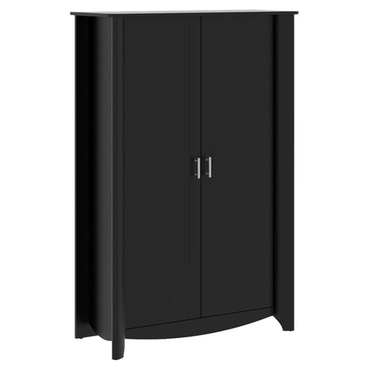 "Bush Industries Aero 35.98"" 2 Door Storage Cabinet"