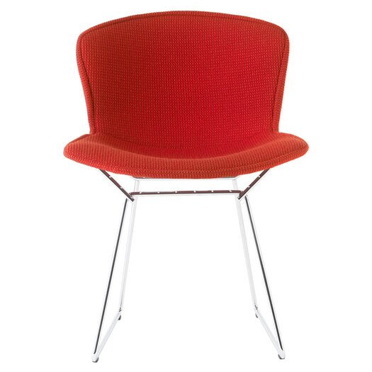 Bertoia Side Chair with Full Cover