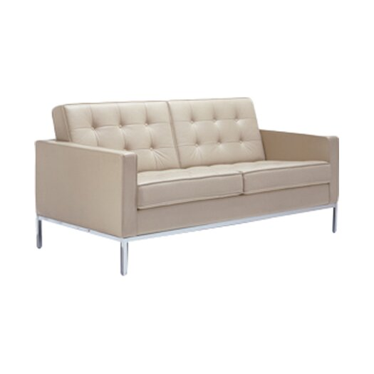 Knoll ® Florence Loveseat