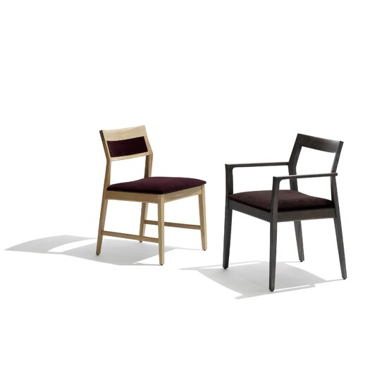 Knoll ® Marc Krusin Armless Side Chair