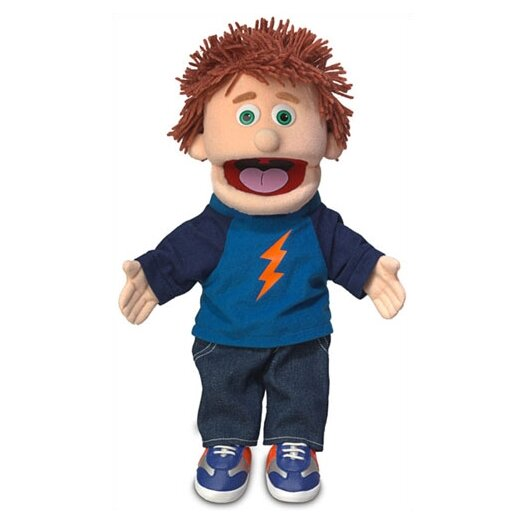 """Silly Puppets 14"""" Tommy Glove Puppet"""
