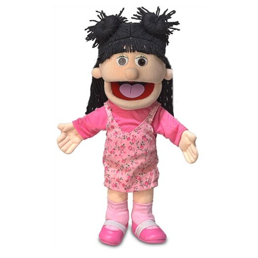 """Silly Puppets 14"""" Susie Glove Puppet"""