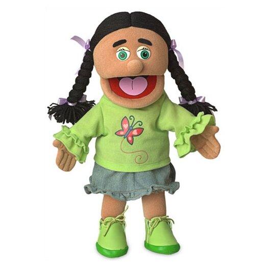 "Silly Puppets 14"" Jasmine Glove Puppet"