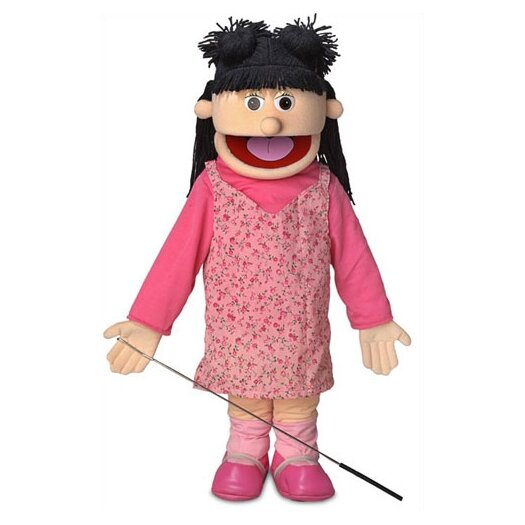 "Silly Puppets 25"" Susie Full Body Puppet"