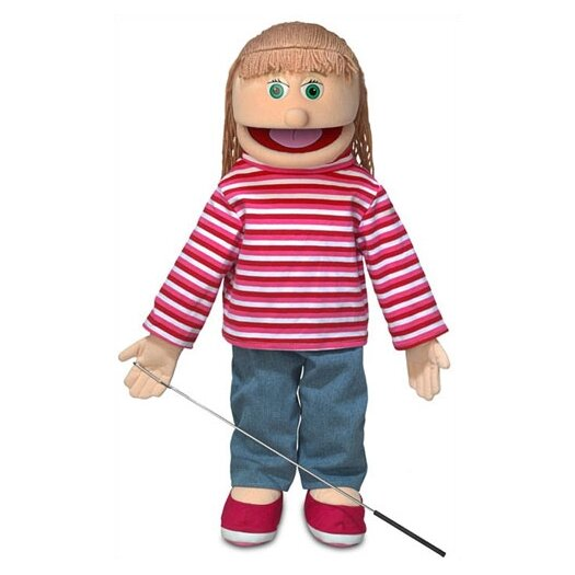 """Silly Puppets 25"""" Emily Full Body Puppet"""