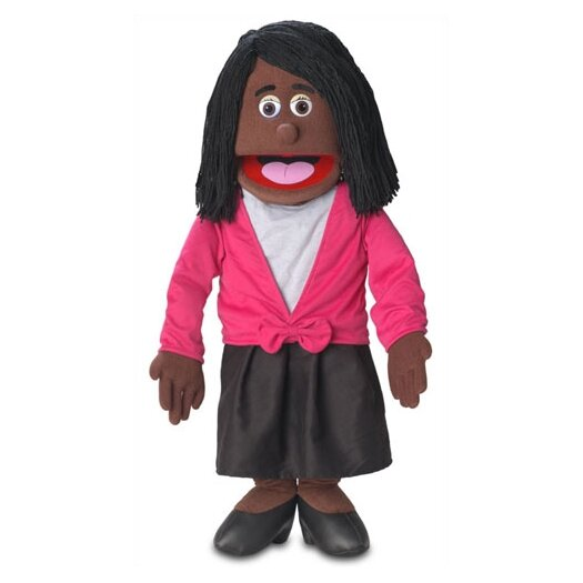 """Silly Puppets 30"""" Barbara Professional Puppet with Removable Legs"""