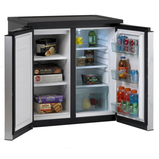 Avanti Products 5.5 Cu Ft. Compact Refrigerator with Freezer