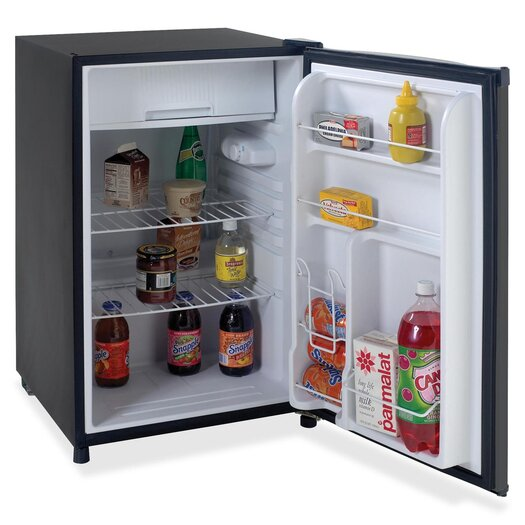Avanti Products 4.5 Cu. Ft. Counter High Refrigerator with Chiller