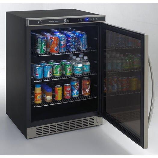 Avanti Products 5.3 Cu. Ft. Built-In Beverage Center