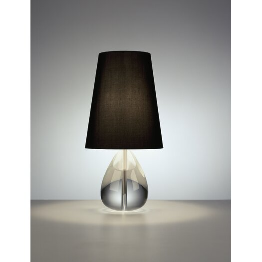 "Robert Abbey Claridge Teardrop 20"" H Table Lamp with Empire Shade"