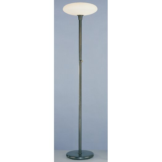 Robert Abbey Rico Espinet Ovo Torchiere Floor Lamp