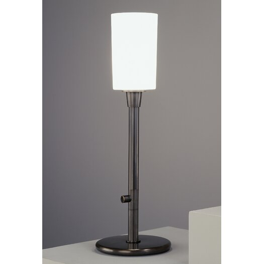 "Robert Abbey Nina Rico Espinet Torchiere 26.5"" H Table Lamp with Drum Shade"