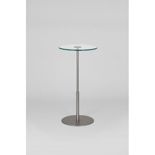 Robert Abbey Saturnia Martini Side Table