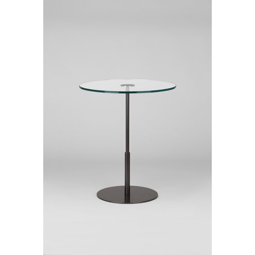 Robert Abbey Saturnia Side Table