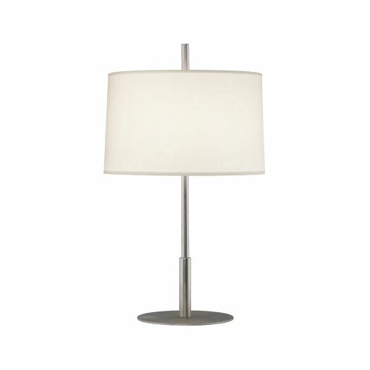 "Robert Abbey Echo 22.75"" H Table Lamp with Drum Shade"
