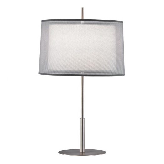 "Robert Abbey Saturnia 22.75"" H Table Lamp with Empire Shade"