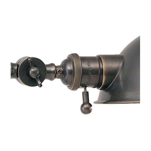 Robert Abbey Bruno Scissor Arm 1 Light Wall Sconce