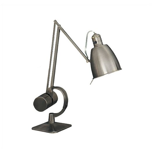 Robert Abbey Dave Table Lamp with Empire Shade