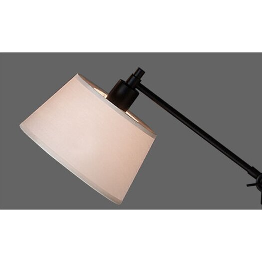 "Robert Abbey Real Simple Boom 23.5 "" H Table Lamp with Empire Shade"