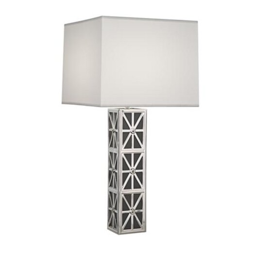 "Robert Abbey Mary McDonald Directorie 31.5"" H Table Lamp with Rectangular Shade"