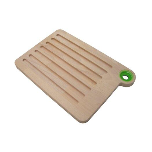 Omada Woody Bread Cutting Board with Handle
