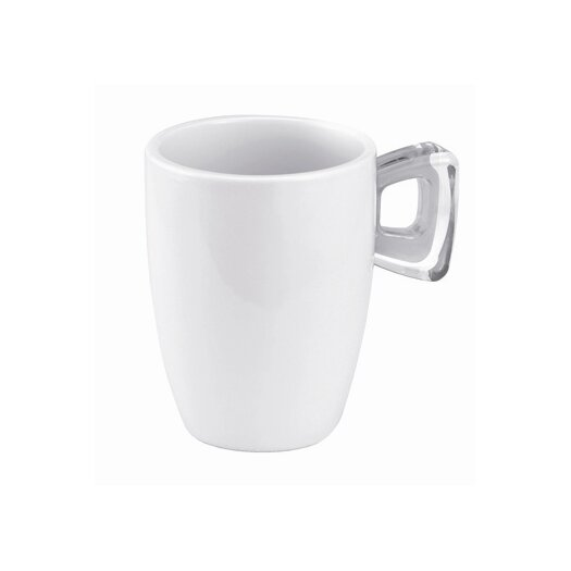 Omada Square Coffee Porcelain Mug