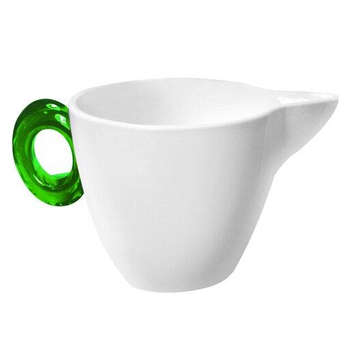 Omada Spot Coffee Porcelain Milk Pitcher