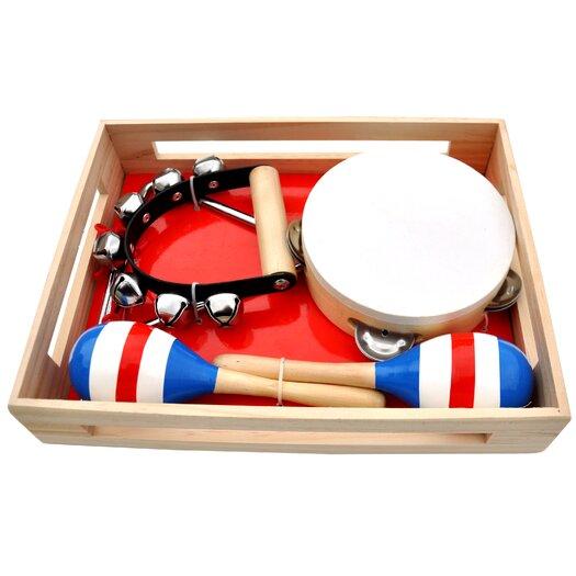 Schoenhut Band in a Box Two (7 Piece)