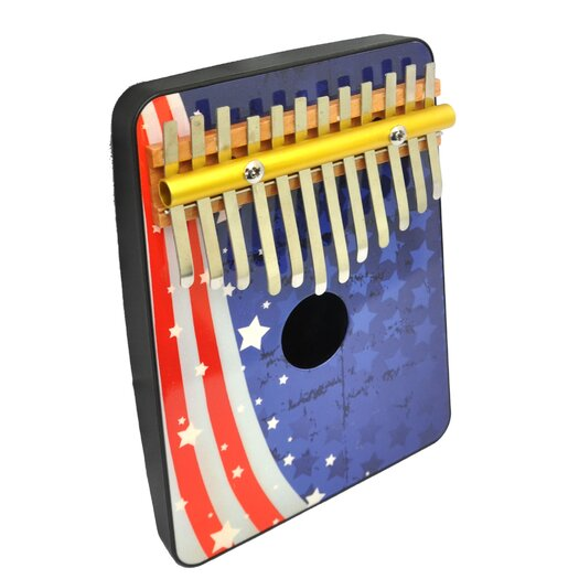 Schoenhut Flag 12 Note Thumb Piano