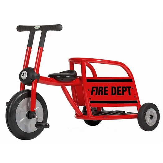 Italtrike Pilot 300 Fire Truck Tricycle