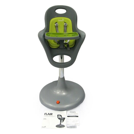Boon Flair Chair Pedestal Highchair