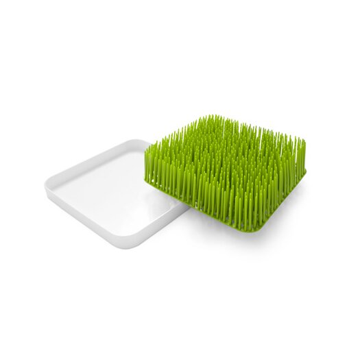 Boon Grass Countertop Drying Rack in Spring