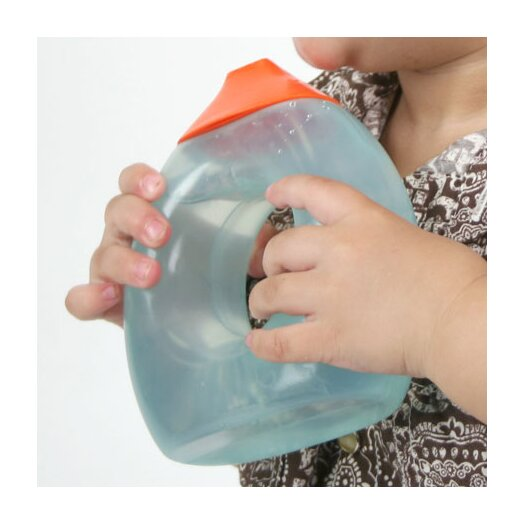 Boon Fluid Toddler Cup in Red / Light Purple
