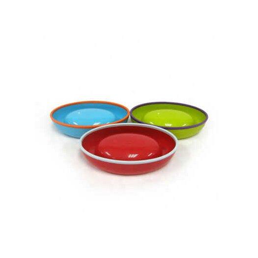 Boon DISH Edgeless Stayput Bowl 3 pack