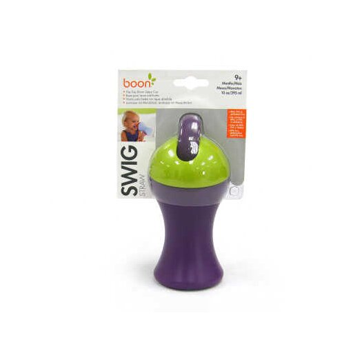 Boon SWIG Tall Flip Top Sippy Cup