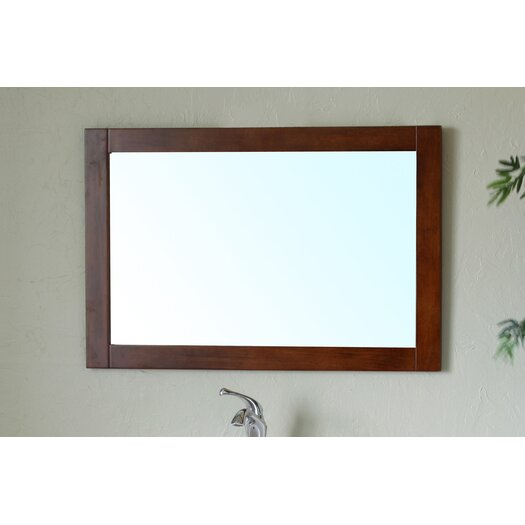 Bellaterra Home Payne Bathroom Mirror