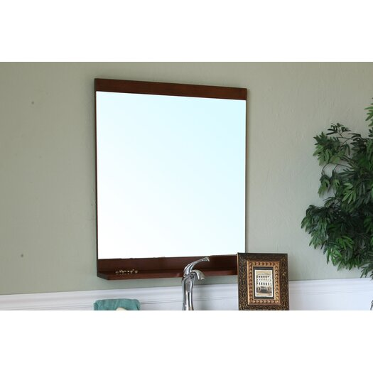 Bellaterra Home Chapman Bathroom Mirror