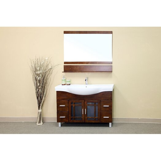 Bellaterra Home Stoddard Bathroom Mirror
