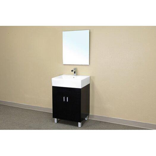 Bellaterra Home Graham Bathroom Mirror
