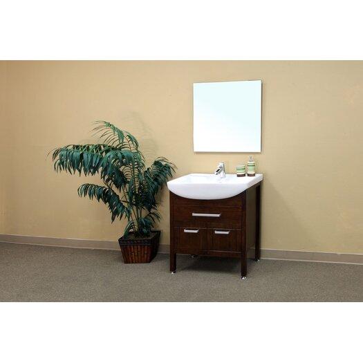 Bellaterra Home Preston Bathroom Mirror