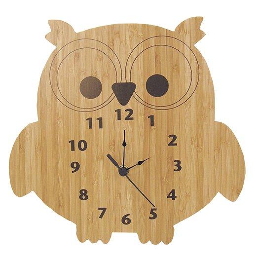Trend Lab Owl Wall Clock