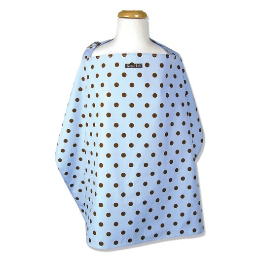Trend Lab Max Dot Nursing Cover