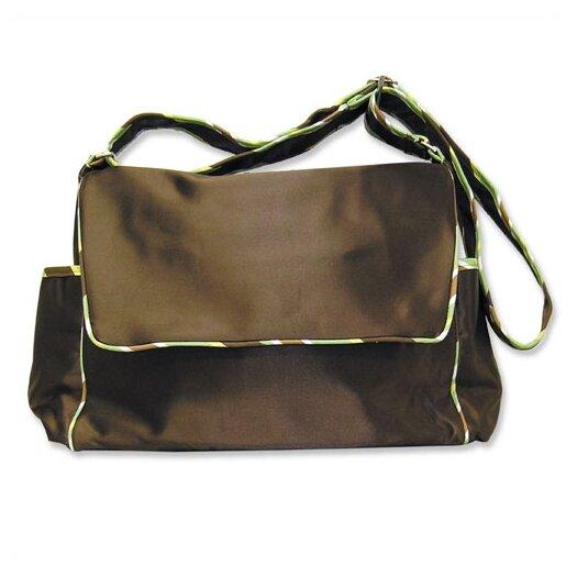 Trend Lab Giggles Messenger Diaper Bag